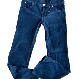 Cabi wide leg jeans size 10 NWOT!